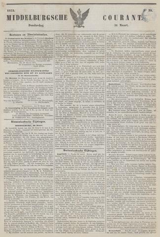 Middelburgsche Courant 1853-03-31