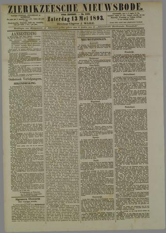 Zierikzeesche Nieuwsbode 1893-05-13