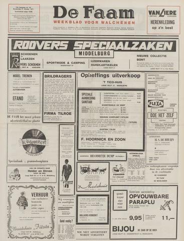 de Faam en de Faam/de Vlissinger 1971-10-21