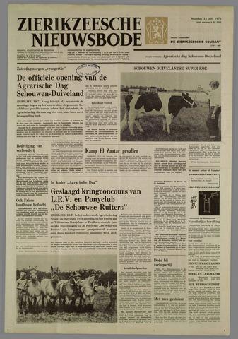 Zierikzeesche Nieuwsbode 1976-07-12