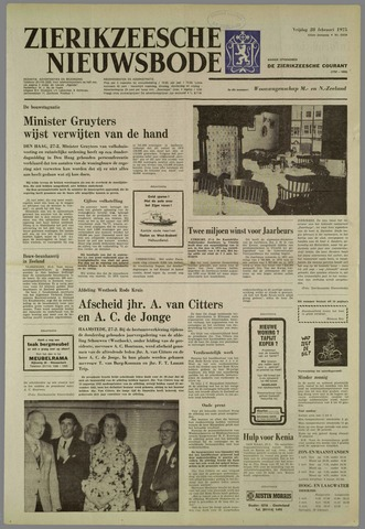 Zierikzeesche Nieuwsbode 1975-02-28
