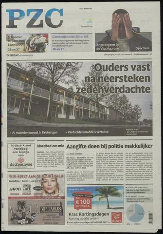 Provinciale Zeeuwse Courant 2014-11-29