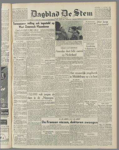 de Stem 1949-01-12