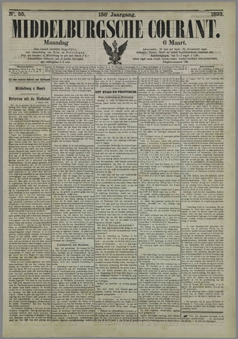 Middelburgsche Courant 1893-03-06