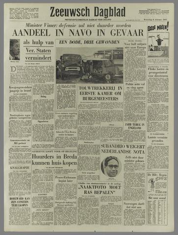 Zeeuwsch Dagblad 1961-02-08