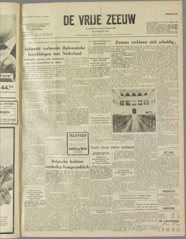 de Vrije Zeeuw 1960-08-18