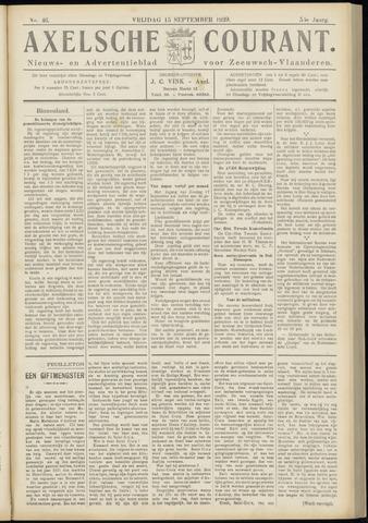 Axelsche Courant 1939-09-15