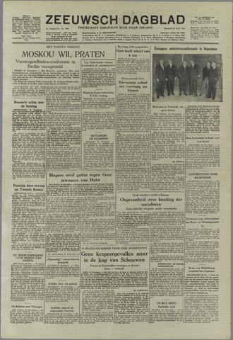 Zeeuwsch Dagblad 1953-11-27