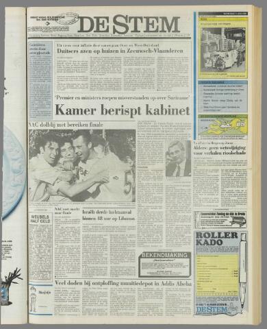 de Stem 1991-06-05