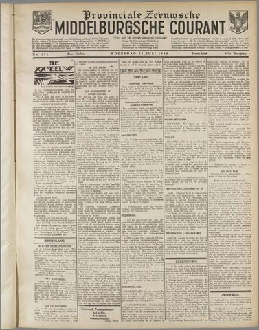 Middelburgsche Courant 1930-07-23