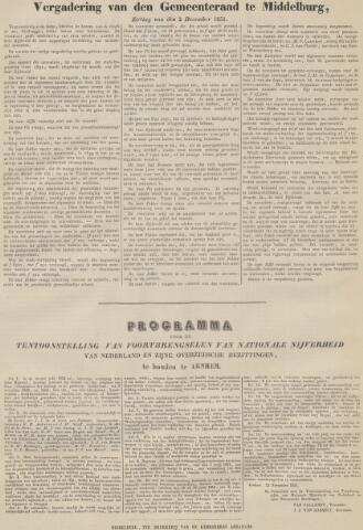 Middelburgsche Courant 1851-12-02