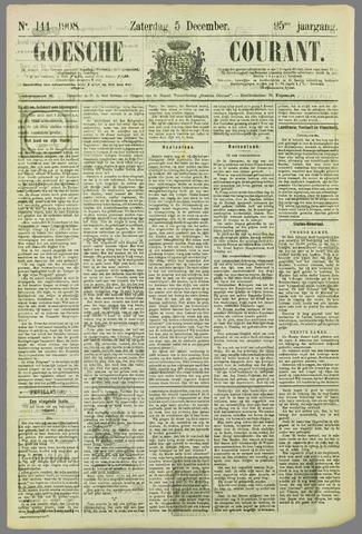 Goessche Courant 1908-12-05