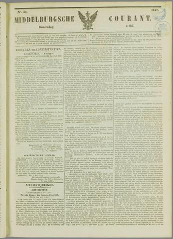 Middelburgsche Courant 1847-05-06