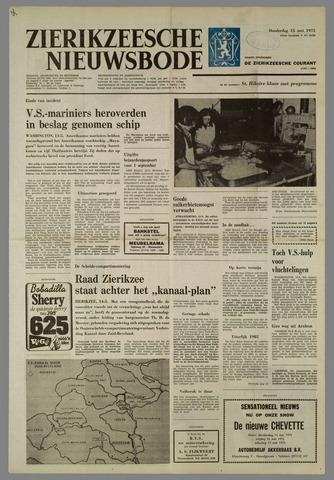 Zierikzeesche Nieuwsbode 1975-05-15