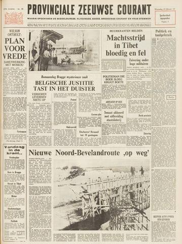 Provinciale Zeeuwse Courant 1967-02-15