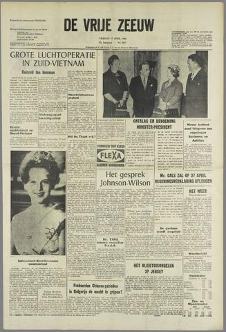 de Vrije Zeeuw 1965-04-16