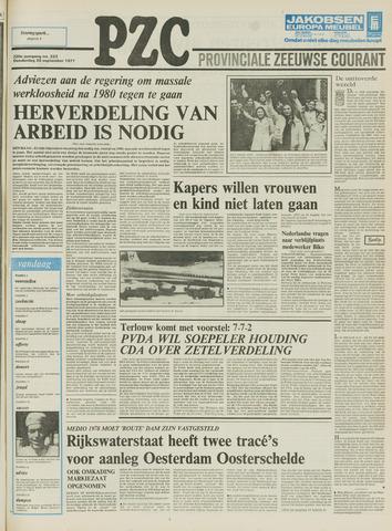 Provinciale Zeeuwse Courant 1977-09-29