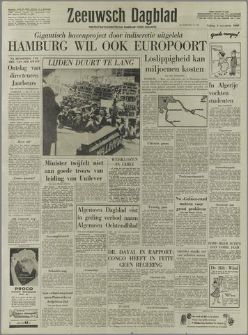 Zeeuwsch Dagblad 1960-11-04