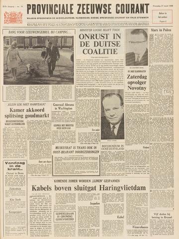 Provinciale Zeeuwse Courant 1968-03-27
