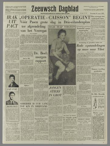 Zeeuwsch Dagblad 1959-03-25