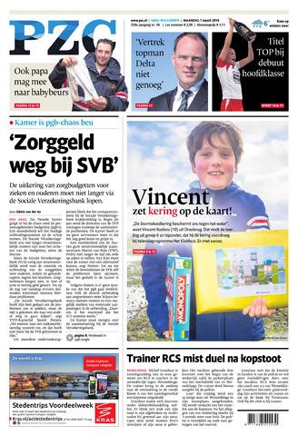 Provinciale Zeeuwse Courant 2016-03-07