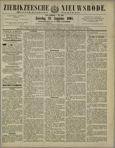 Zierikzeesche Nieuwsbode 1901-08-31