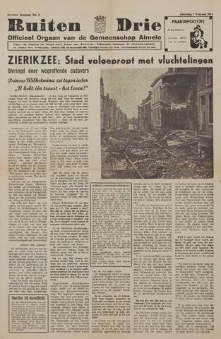 Watersnood documentatie 1953 - kranten 1953-02-07