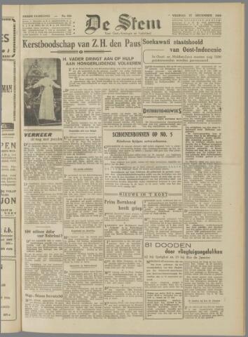 de Stem 1946-12-27
