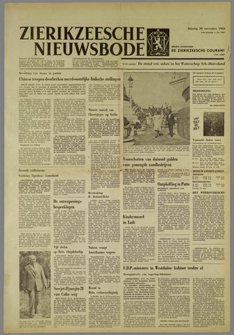 Zierikzeesche Nieuwsbode 1962-11-20