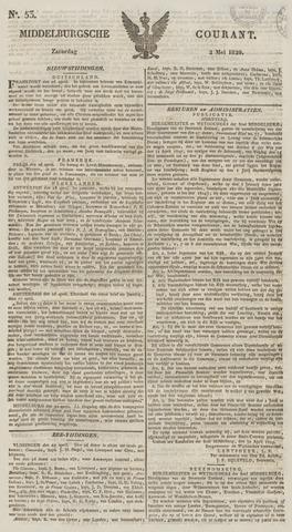Middelburgsche Courant 1829-05-02