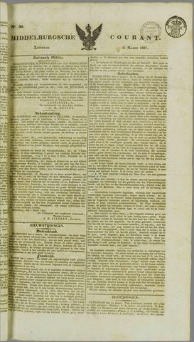 Middelburgsche Courant 1837-03-11