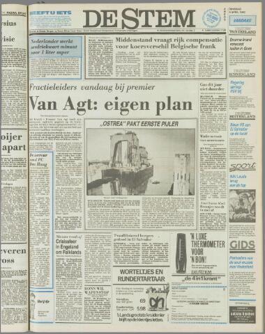 de Stem 1982-04-06