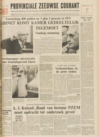 Provinciale Zeeuwse Courant 1970-12-16
