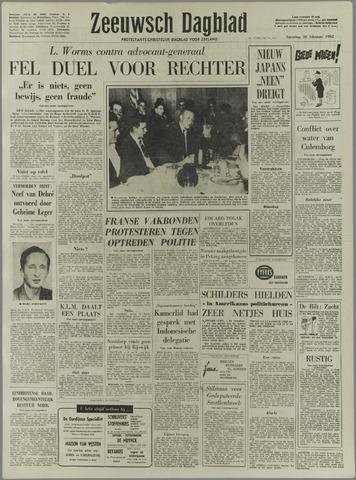 Zeeuwsch Dagblad 1962-02-10