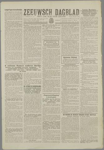 Zeeuwsch Dagblad 1945-04-20