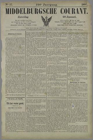 Middelburgsche Courant 1883-01-20