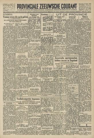 Provinciale Zeeuwse Courant 1946-09-16