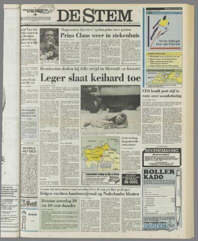 de Stem 1991-07-03