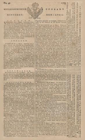 Middelburgsche Courant 1785-04-05