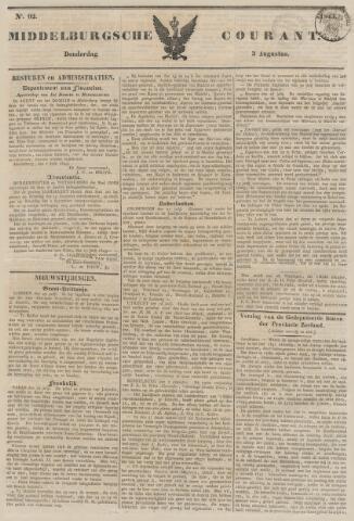 Middelburgsche Courant 1843-08-03