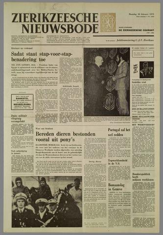 Zierikzeesche Nieuwsbode 1975-02-10