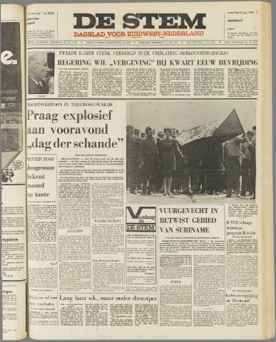 de Stem 1969-08-20