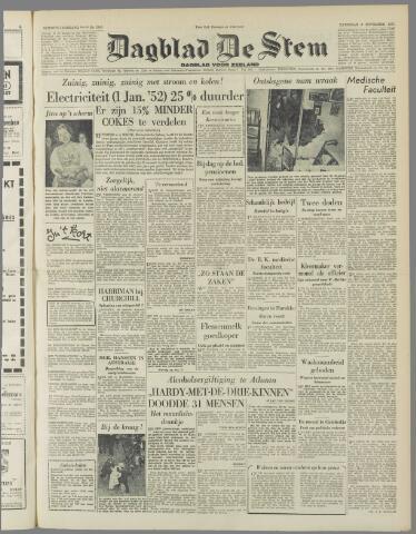 de Stem 1951-11-03