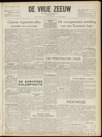 de Vrije Zeeuw 1951-08-29