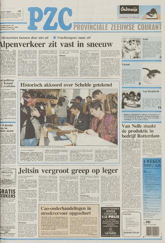 Provinciale Zeeuwse Courant 1995-01-12