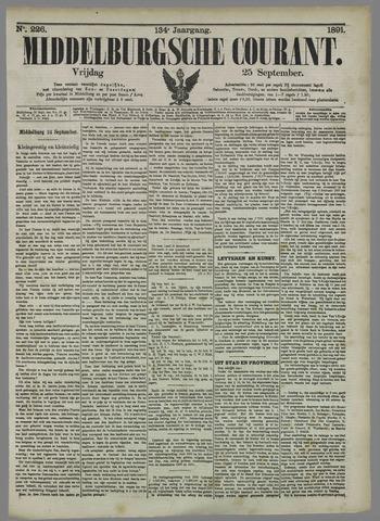 Middelburgsche Courant 1891-09-25