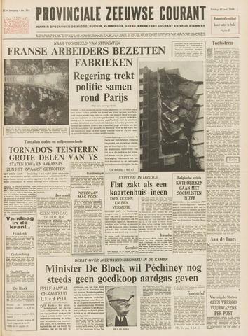 Provinciale Zeeuwse Courant 1968-05-17