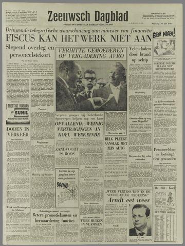 Zeeuwsch Dagblad 1961-07-10