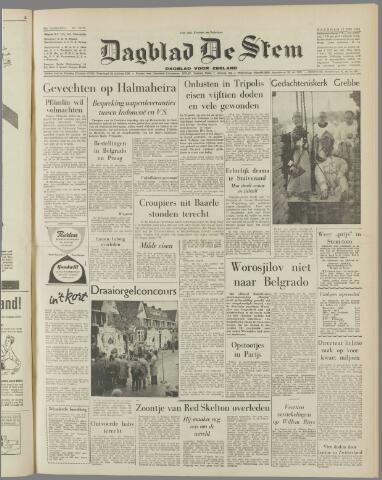 de Stem 1958-05-12