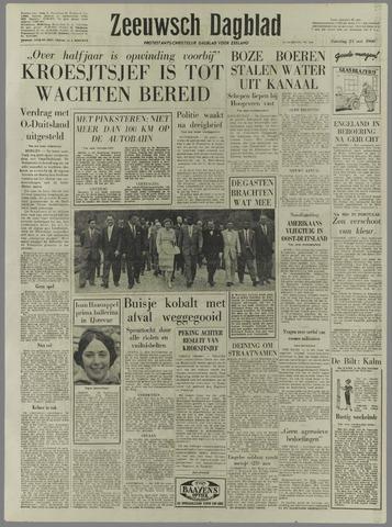 Zeeuwsch Dagblad 1960-05-21